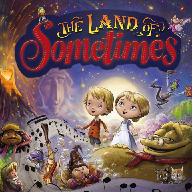 The Land of Sometimes – Review and Competition