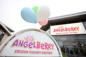 angelberry Frozen Yogurt Cafe