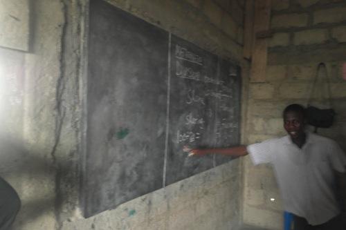 school in Ghana