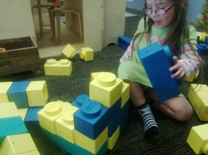 large blocks
