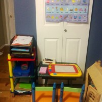 Home Preschooling - Doing it My Way