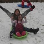 tandem sledging