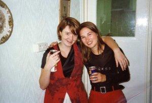 Penni and Rachel