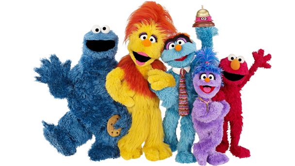 CBeebies and Sesame Street