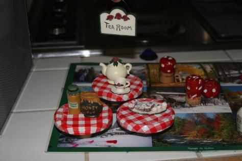fairy tea room