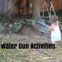 9 Water Gun Activities for Summer Fun