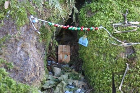 fairy garden doorway