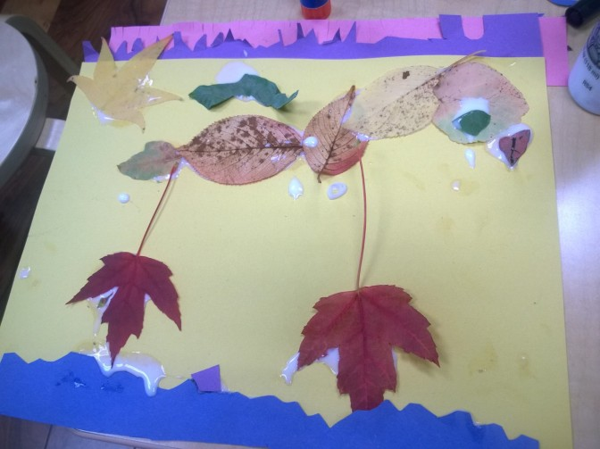 What Can We Do with All These Leaves? Leaf and play activities for kids.