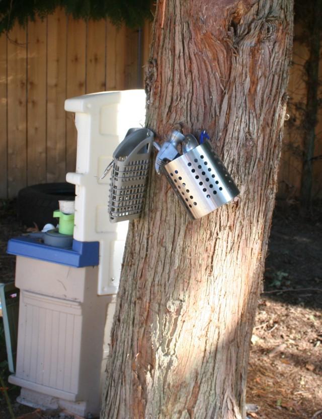 storage on a tree