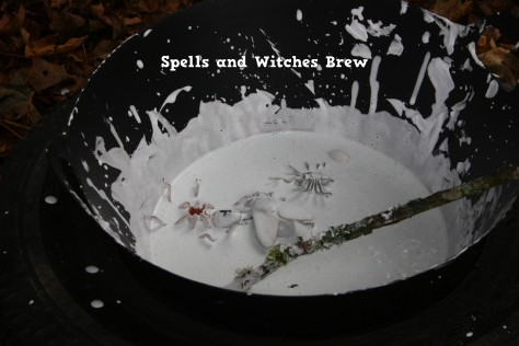 spells and witches brew