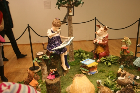 A story place - Bainbridge art Museum