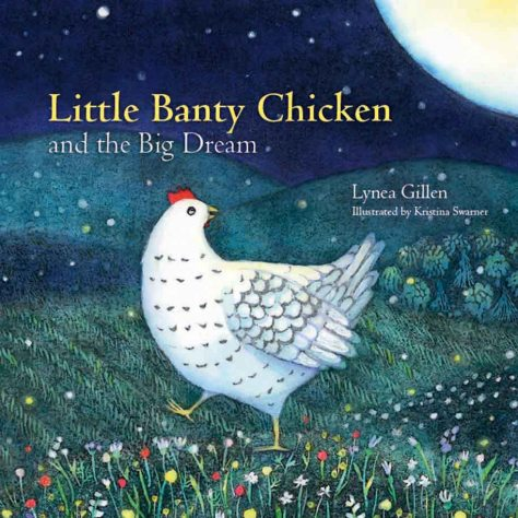 front-cover banty chicken