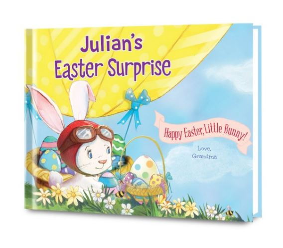 Personalised Books for Your Easter Basket