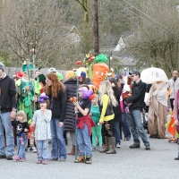 The March of the Vegetables in Duvall