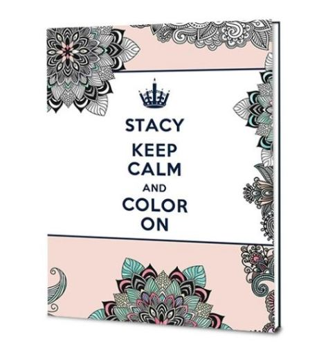 Keep Calm and Color On For Your Inner Creative