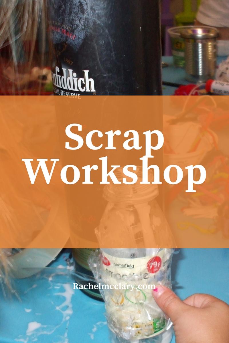Scrap Workshop cover