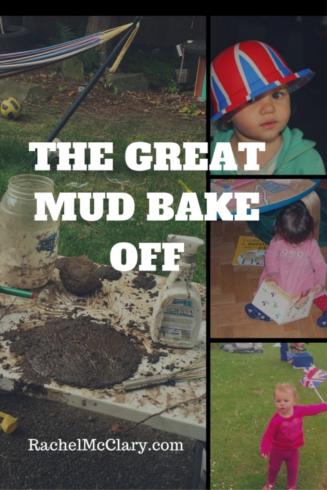 the Great Mud Bake Off