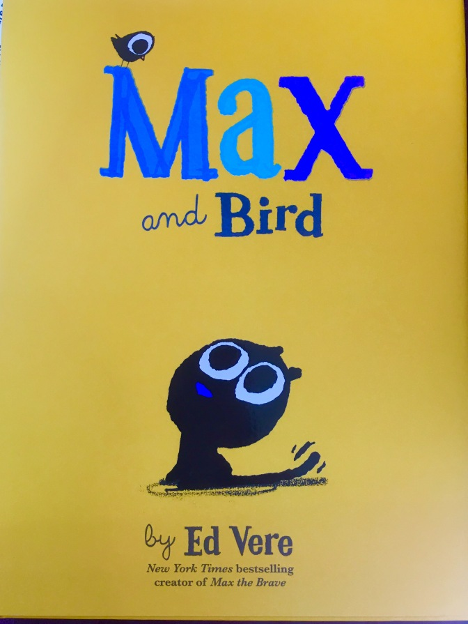 Max and Bird:Book Review
