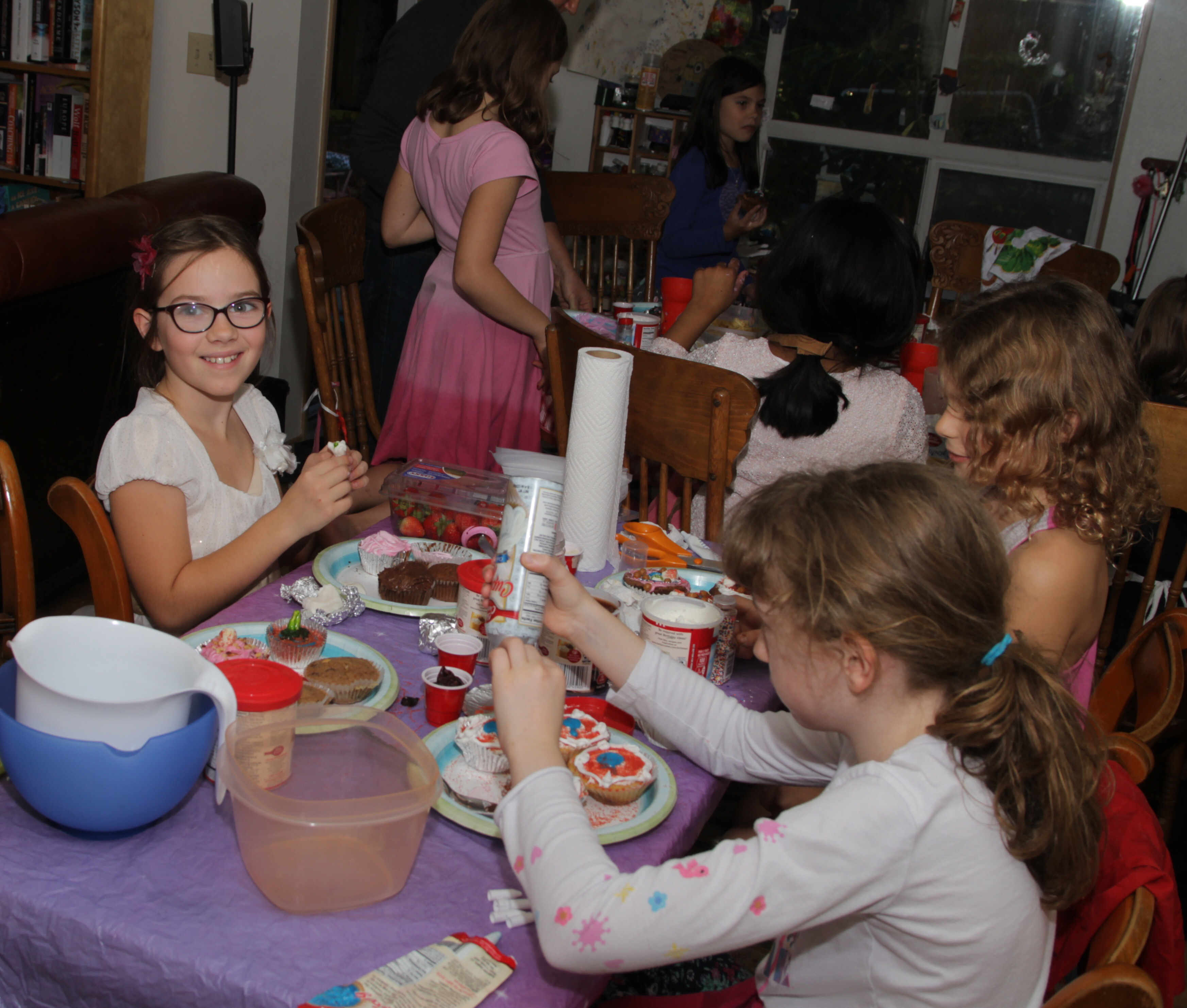 bake off party