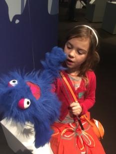 puppet play jim henson exhibit MoPop