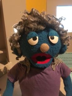 Whatnot puppet