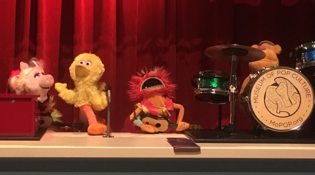 Young Puppeteers: Puppet Play Inspired by the Jim Henson Exhibition ...