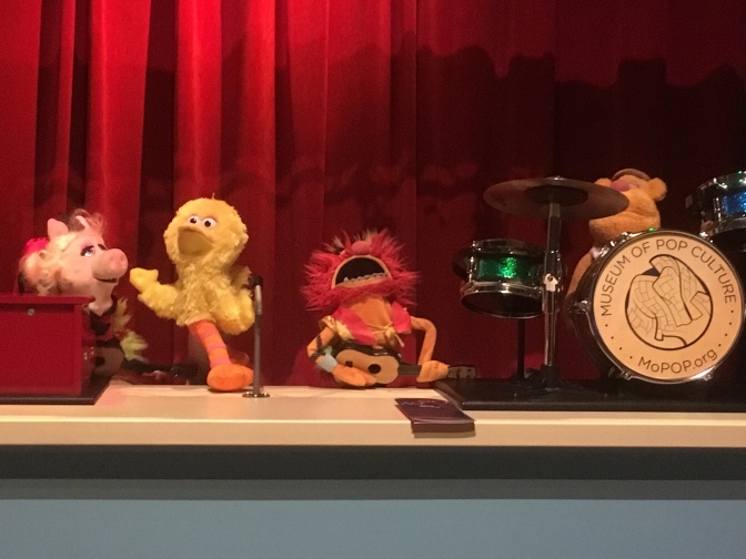 Young Puppeteers: Puppet Play Inspired by the Jim Henson Exhibition at MoPop