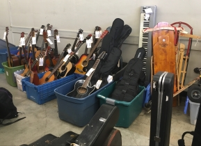 musical instruments goodwill online