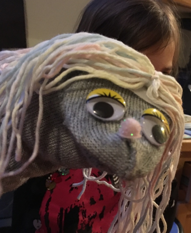 How to Make Jim Henson Inspired Hand Puppets