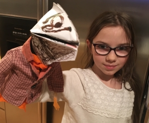 how to make a puppet