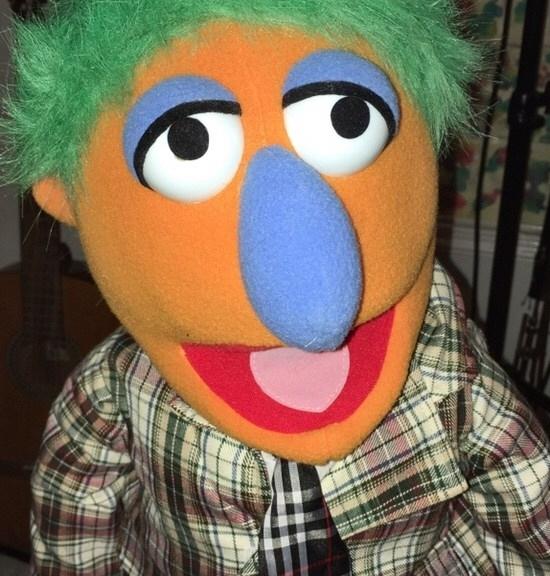 puppet muppet