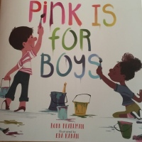 Pink is For Boys: Book Review