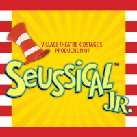 Are You Sick of the Seattle Spring Rain?Brighten your day with Seussical Jnr. at Village Theatre Kidstage.