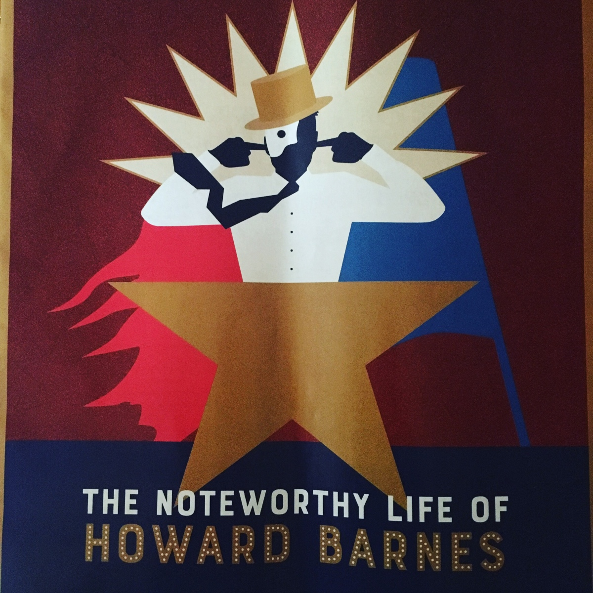 The Noteworthy Life of Howard Barnes at Village Theatre
