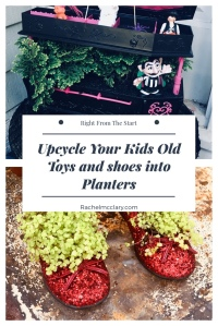 pinterest upcycling toys and shoes