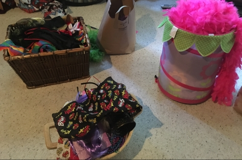 items for make your own costume party